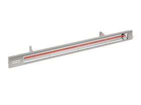 Infratech Stainless Steel Slimline Electric Heater - 4000w
