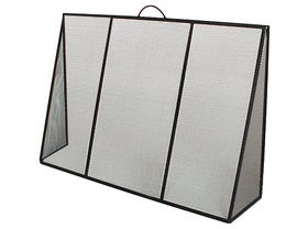 Sloping Fire Screen- Fixed Wing