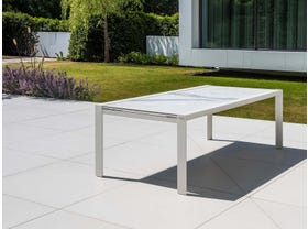 Mona Outdoor Ceramic Extension Table -220 / 330cm