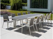 Ceramic Table - Tellaro Table with Marbella Dining Chairs