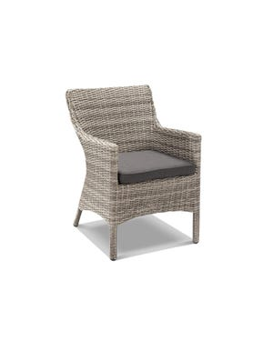 The Maldives chair in Moonscape wicker