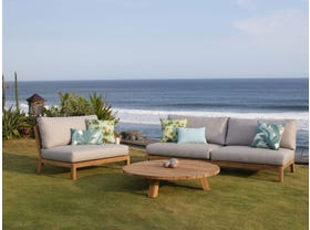 Sumba 2pc Teak Outdoor Setting