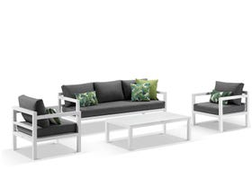 Monarch 4pc Outdoor Lounge Setting