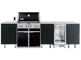 SustainaPod Elston Weber Summit E-460 Outdoor Kitchen
