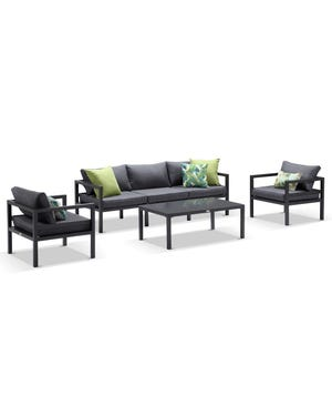 5 Seater outdoor lounge Provence