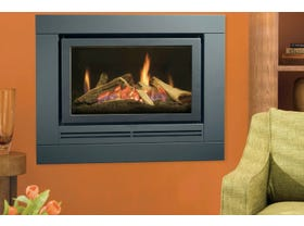 Coonara Royal Domain Inbuilt Gas Burning Fireplace