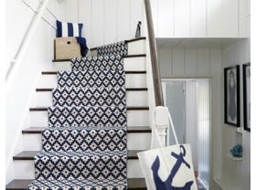 Dash & Albert Diamond Indoor/ Outdoor Rug - Available in multiple colours