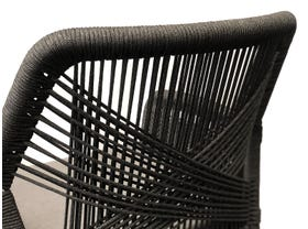 Serang Outdoor Rope Dining Chair