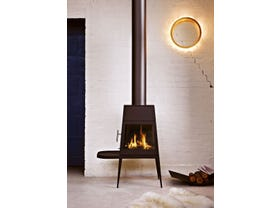 Skantherm Shaker Slow Combustion Wood Heater