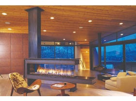 Ortal Space Creator Gas Fireplace- Multiple Sizes Available