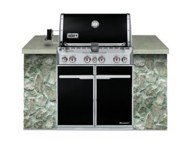 Weber Summit E-460 Built In Barbecue