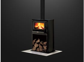 Jetmaster Kemlan Tempo Stack Free Standing Wood Burning Fireplace