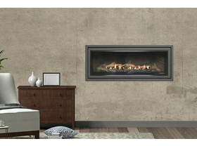 Jetmaster Heat & Glo SLR-X inbuilt Gas Burning Fireplace