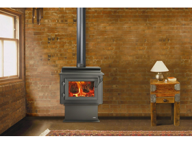 Jetmaster Heatilator WS18 Freestanding Wood Burning Fireplace