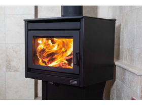 Jetmaster Kemlan Super Nova Freestanding Wood Burning Fireplace