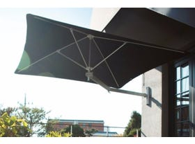 Paraflex 1.9 mt  Square  Wall Mount  Umbrella