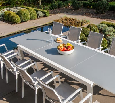 Ceramic Outdoor Setting Canberra