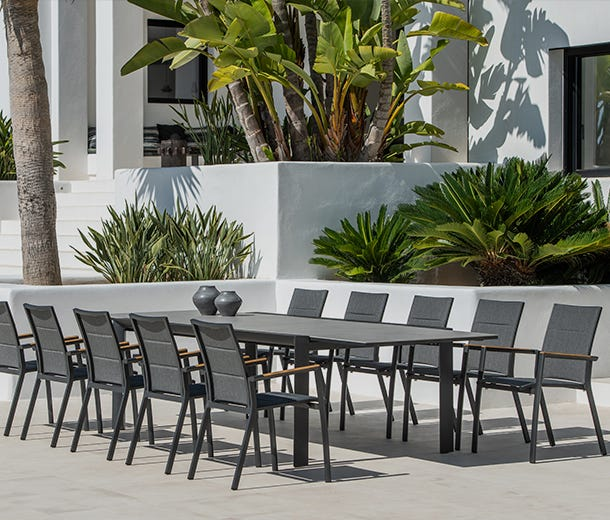 outdoor dining central coast