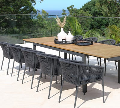 Shop Timber Outdoor Settings